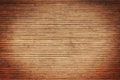 Slats background bamboo with vignette Stock Image
