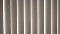 Slats of white wooden venetian blind sun blind Royalty Free Stock Photos