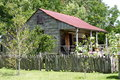Slave Cabin Royalty Free Stock Photo