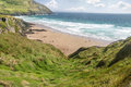 Slea head beach iveragh peninsula county kerry ireland Stock Photos