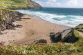 Slea head beach iveragh peninsula county kerry ireland Stock Images