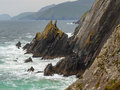 Slea head dingle peninsula kerry ireland europe Stock Photos