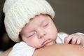 New born baby Royalty Free Stock Photo