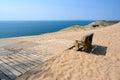 Sleeping Bear Dunes National Lakeshore Royalty Free Stock Photo