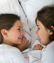 Sleepover Stock Photography