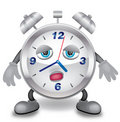 Sleepy clock