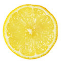 Slice of lemon Royalty Free Stock Photo