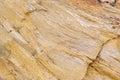 Slice mountain shale, stone texture Royalty Free Stock Photo