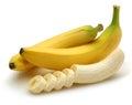 Royalty Free Stock Photos Sliced Banana