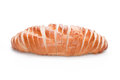 Sliced bread isolated on white background Royalty Free Stock Photography