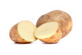Sliced potatoes Royalty Free Stock Image
