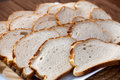 Slices of bread Royalty Free Stock Images