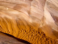 Slick-rock with Mud Stock Images