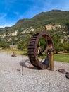 Slide Rock State Park - Sedona Arizona Royalty Free Stock Photo