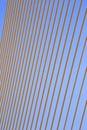 Slings rama bridge bangkok thailand Stock Images