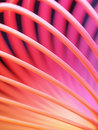 Slinky Spring Royalty Free Stock Photo