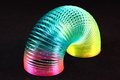 Slinky Toy Royalty Free Stock Photo