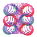 Slinky Toys Royalty Free Stock Photo