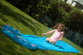 Slip N Slide Stock Photography