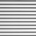 Sliver aluminium metal plate texture and background Stock Images