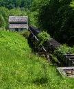 Slone's Grist Mill – Explore Park, Roanoke, Virginia, USA