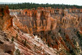 Slopes of Bryce Canyon Stock Photo