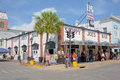 Sloppy joe s bar the famous in key west florida Stock Photography