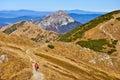 Slovenské hory, trekingové cesty v Malé Fatře