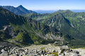 Slovakia High Tatras Stock Photo