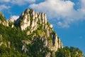 Slovensko, Súľovské skaly