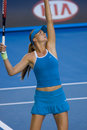 Slovakian tennis player Daniela Hantuchova Royalty Free Stock Photos