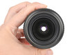 Slr camera lens Royalty Free Stock Photo