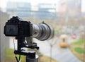 Title: SLR cameras
