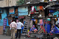 Slum in India Stock Photography