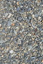 Small beach gravel Royalty Free Stock Photo