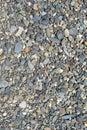 Small beach gravel Royalty Free Stock Photo
