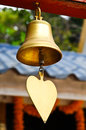 Small bell Stock Photography