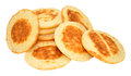 Small Blini Pancakes Royalty Free Stock Photo