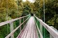 A small bridge Royalty Free Stock Photo