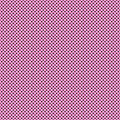 Small Brown Polka Dots on Pink Paper