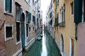 Small channel in Venice Royalty Free Stock Photography