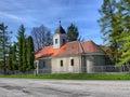 Malý kresťanský kostol