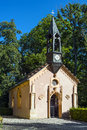 Small church in Bavaria Germany Stock Photos