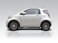 Small city car Royalty Free Stock Photo