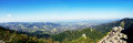 Small city zakopana tatra poland panorama of zakopane in mountains Stock Image