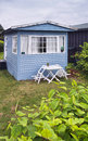 Small cottage near the seaside, Stock Photos