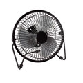 Small electric fan Royalty Free Stock Photography