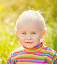 Small girl portrait Royalty Free Stock Photos