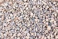 Small gravel stones as a background