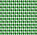 Small Green Argyle Stock Photos